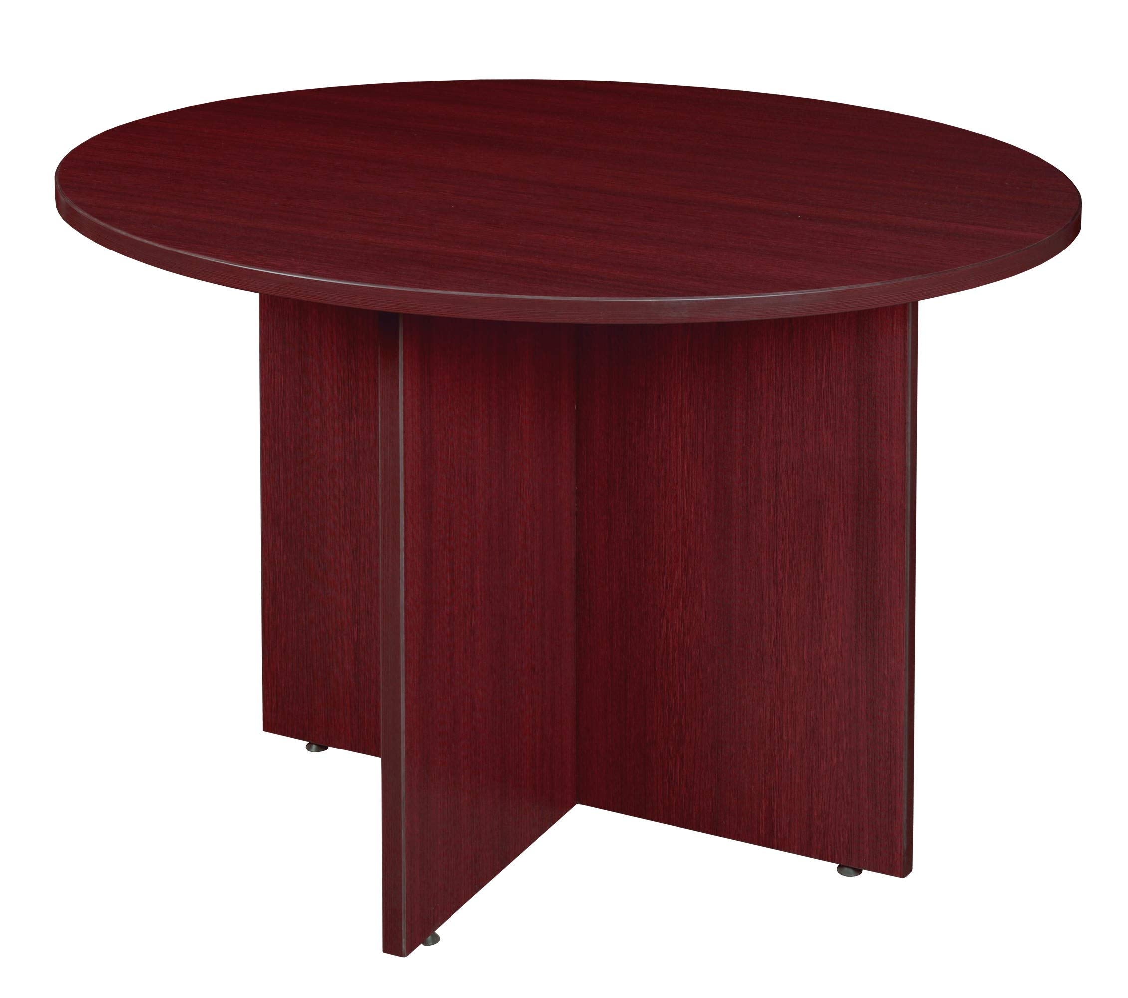 Regency LCTR42-MH Conference Table Legacy Round, 42-inch, Mahogany by Regency