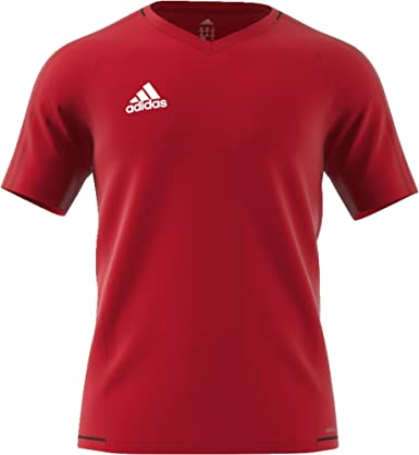 adidas Tiro 17 Training Jersey Camiseta, Hombre