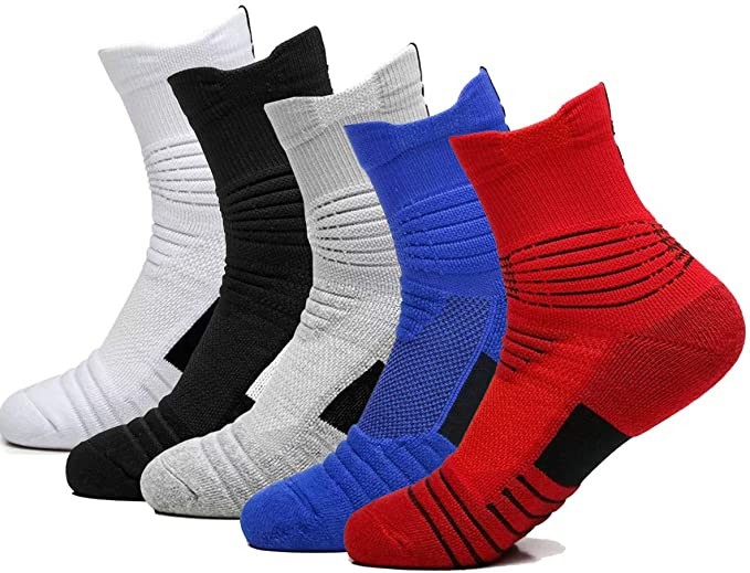 10 Pair Pack Sports Socks More Mile Cushioned Padded Running Mens Ladies Ankle