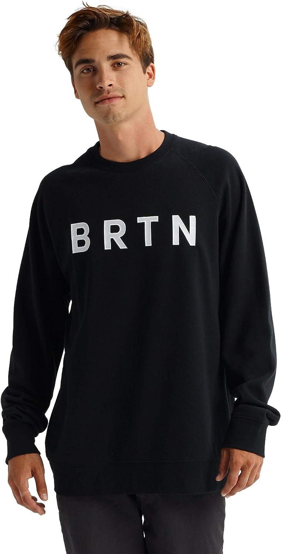 Burton Mens BRTN Crew Neck Sweatshirt