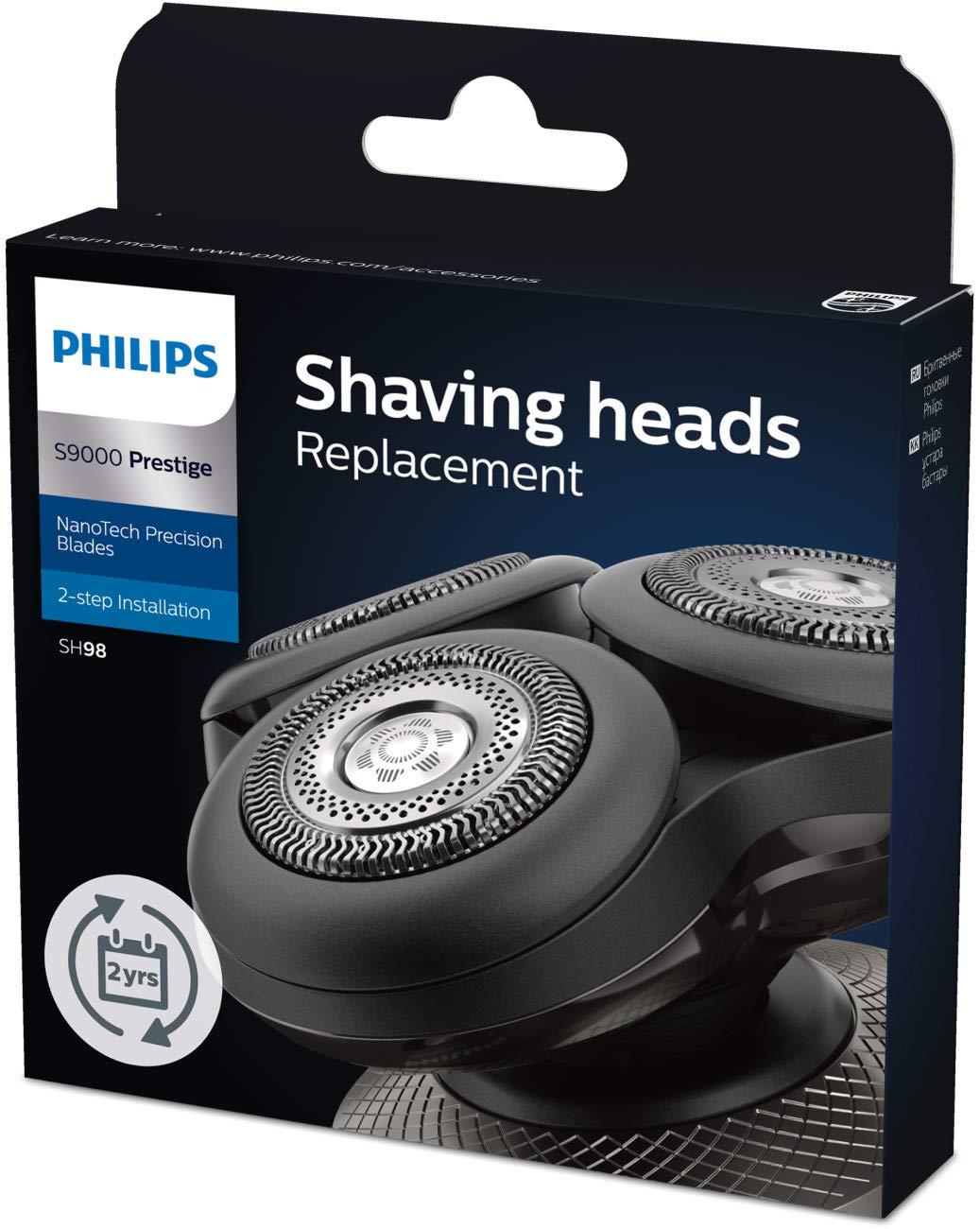 Philips Norelco Shaver 9000 Prestige Shaving head, SH98/72 by Philips Norelco