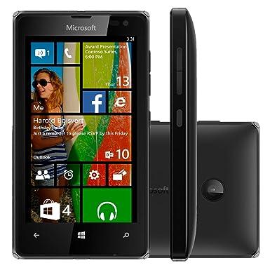 Microsoft / Nokia Lumia 532 DUAL Sim Unlocked Smartphone - Black