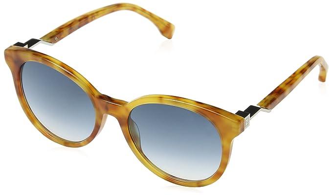 Fendi FF 0231/S 08 086, Gafas de sol para Mujer, Marrón ...