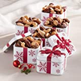 Mixed Nut Gift Samplers from The Swiss Colony