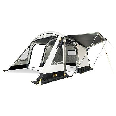North Peak A5EX Air Tente familiale Tente tunnel Tente 4personnes Tente
