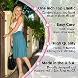 Stretch Is Comfort Women's Cotton Strapless Tube