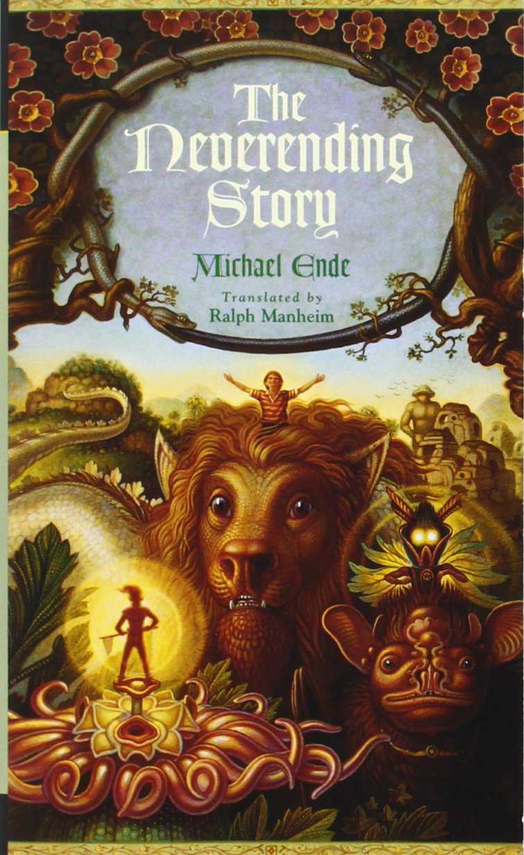 Image result for the neverending story michael ende