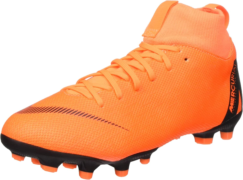 orange youth football cleats Shop