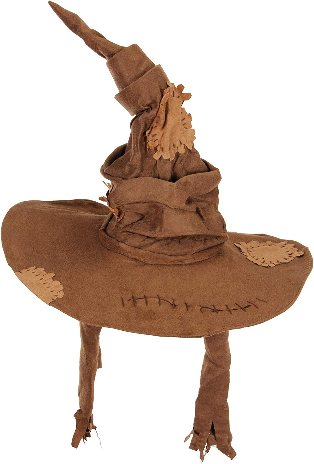 elope Harry Potter Costume Sorting Hat for Adults and Kids Brown: Clothing