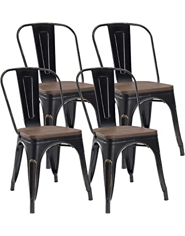 Brilliant Patio Dining Chairs Amazon Com Gmtry Best Dining Table And Chair Ideas Images Gmtryco