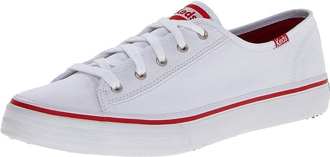 Keds - Zapatillas para mujer, color blanco, talla 36