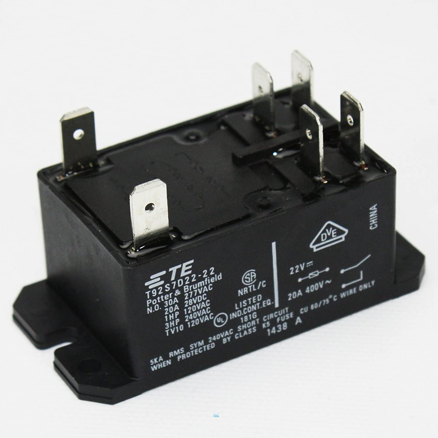 Hn61pc002 Carrier Oem Replacement Furnace Relay Hvac Controls Potter Brumfield Wiring Diagrams Industrial Scientific