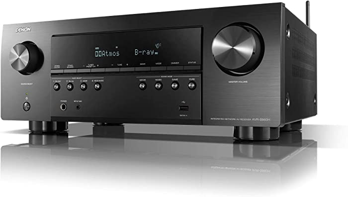Top 10 Home Theater System With Receiver 72 Bluetooth