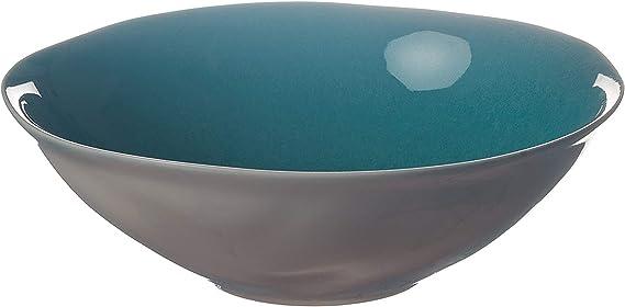 Carrefour Home - Vajilla 12 Piezas Mafra Azul: Amazon.es ...