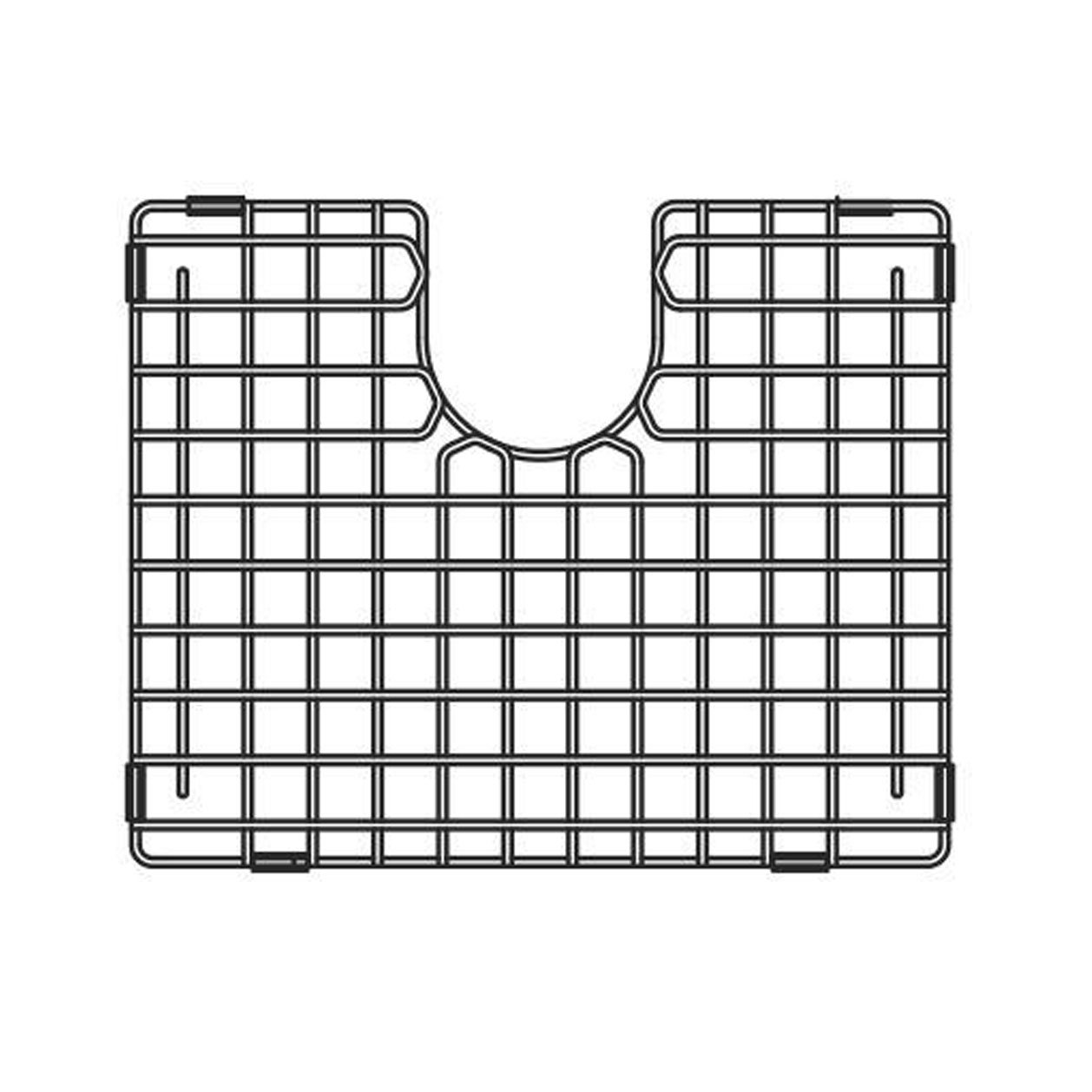 Franke CE19-36S  Centinox Kitchen Sink Top Grid by Franke