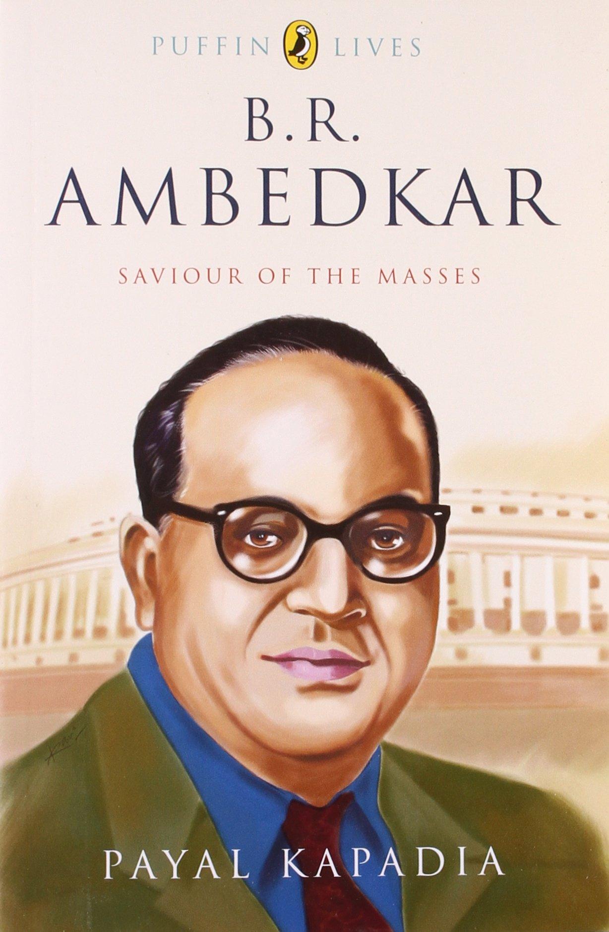Download Puffin Lives: B.R. Ambedkar, Saviour of the Masses pdf epub
