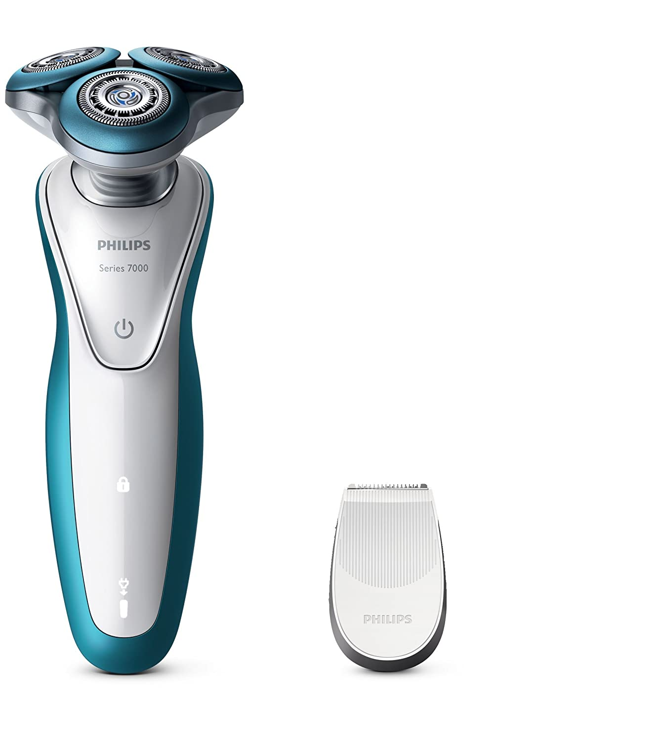 Philips S7320/12 Aqua Touch Wet and Dry Electric Shaver