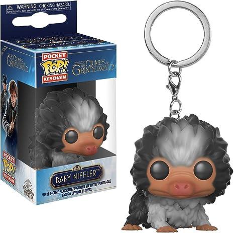 Funko Pocket Pop Keychain Fantastic Beasts /& Where To Find Them Niffler Figure