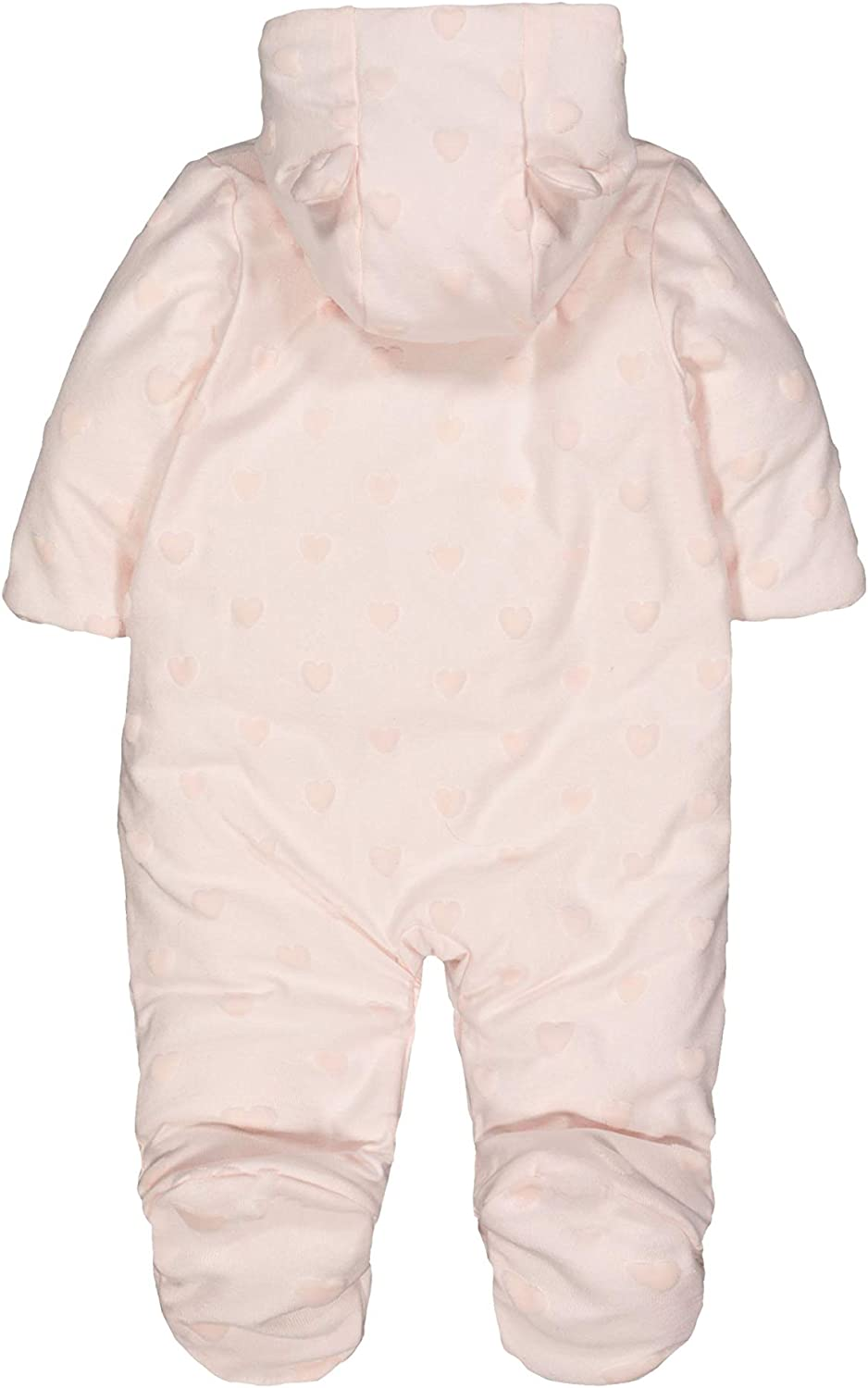 Mothercare Baby Nb Novelty Velour Pramsuit Clothing Set