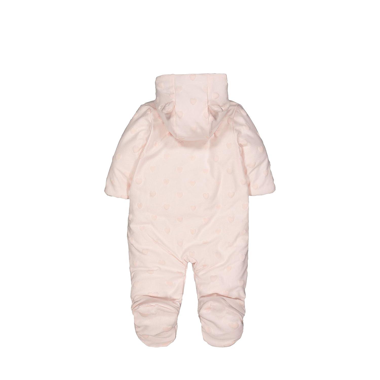 Mothercare NB Mfu Bear Fleece Pramsuit Conjunto para Beb/és