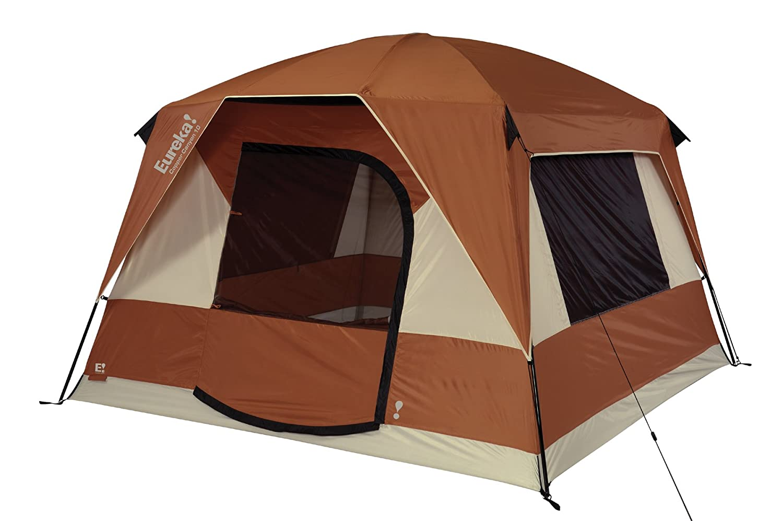 Amazon.com  Eureka! Copper Canyon 10 - Tent (sleeps 5)  Family Tents  Sports u0026 Outdoors  sc 1 st  Amazon.com & Amazon.com : Eureka! Copper Canyon 10 - Tent (sleeps 5) : Family ...