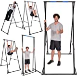 Pull Up Mate No Bag Freestanding Portable Pull Up Bar