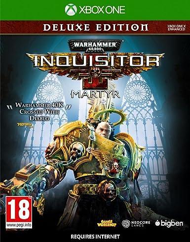 Bigben Interactive Warhammer 40,000 Inquisitor Martyr - Deluxe ...