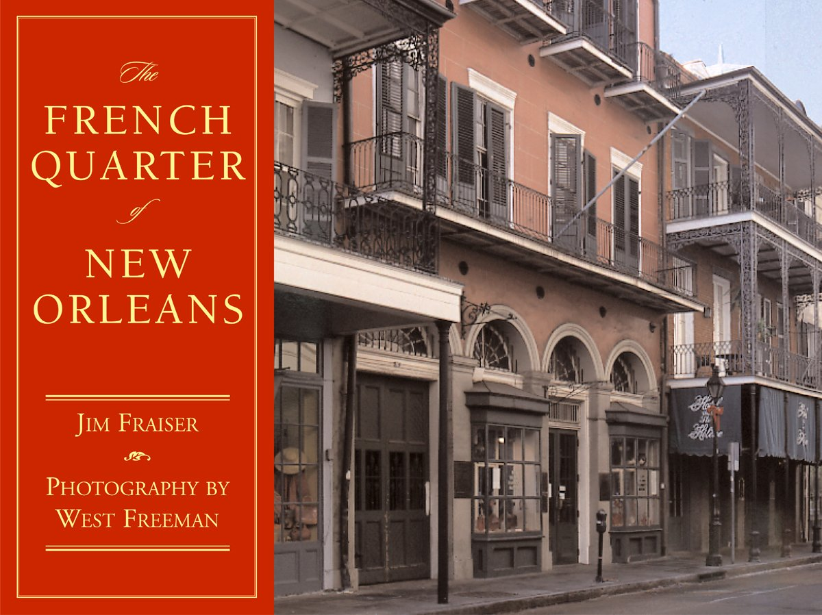 Download The French Quarter of New Orleans pdf epub