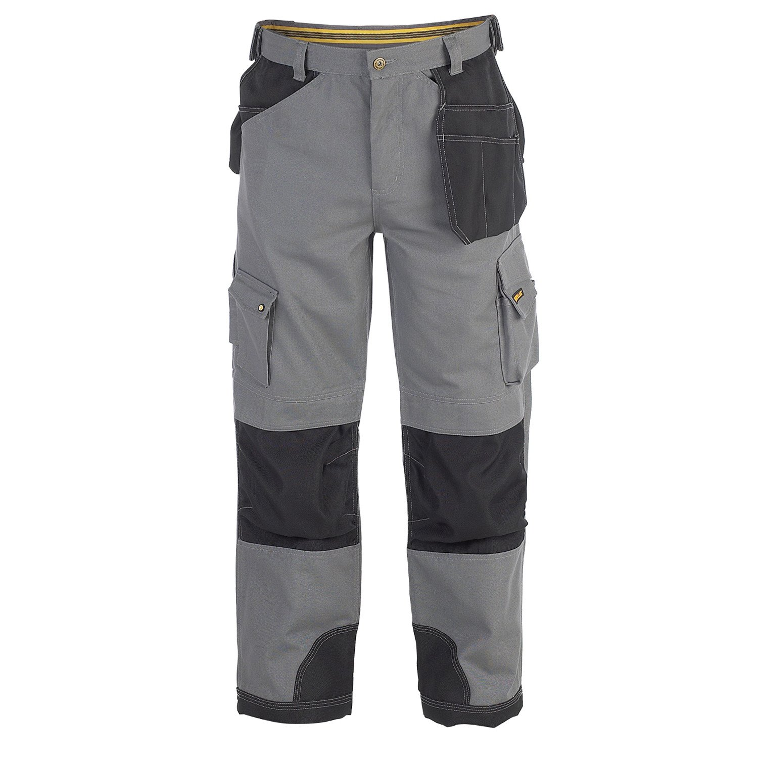 New Mens Caterpillar C172 Trademark Trousers Knee Pad Pockets Workwear Bottoms