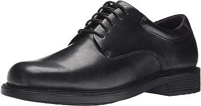Rockport Margin Black, Zapatos de Cordones Derby Hombre
