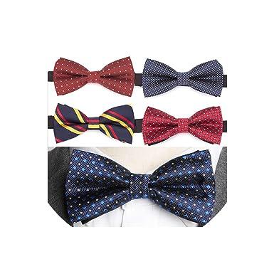 Pevv Wason men bow ties Para hombre de la corbata pajarita camisa ...