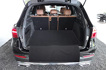 Tuning Art 2914 Auto Kofferraummatte Mit Ladekantenschutz 2 Teilig Auto