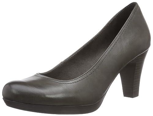Tamaris 22410, Chaussures à Talons Avant du Pieds Couvert Femme