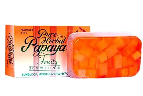 papaya soap for face