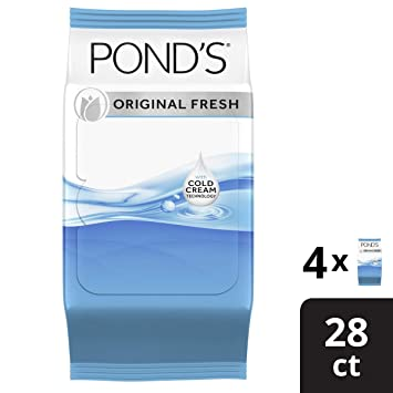 For support. ponds facial pads matchless phrase