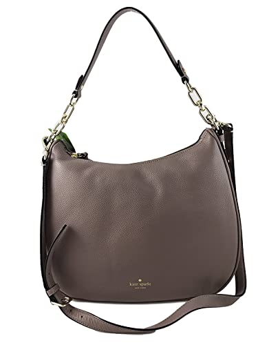1a3673ecec Amazon.com  Kate Spade New York Vivian Mulberry Street Leather Shoulder Bag  in Porcini  Shoes