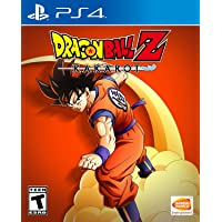 Dragon Ball Z: Kakarot Standard Edition PlayStation 4 by Bandai Namco