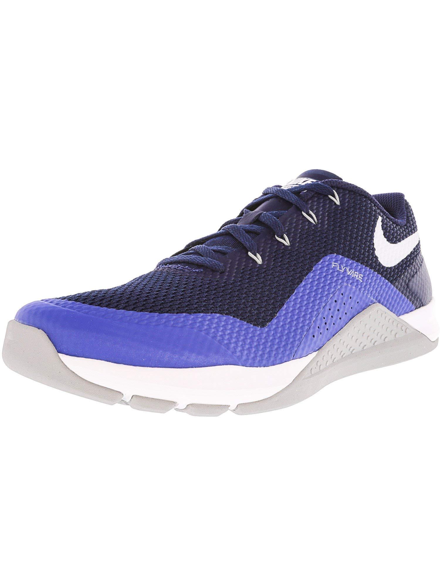 pretty nice d0464 0b109 Galleon - Nike Mens Metcon Repper DSX Training Shoe, Binary Blue Paramount  Blue Wolf Grey White (9.5)
