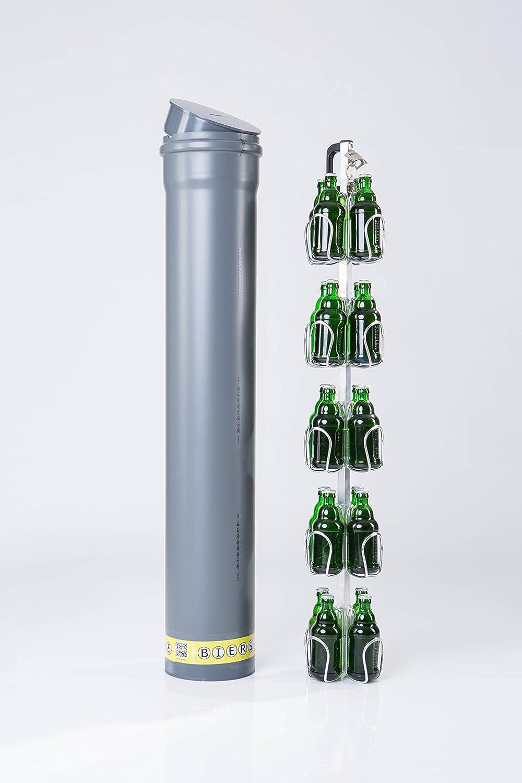 'Steinie 20: Outdoor/Garden Earth Safe Beer Beer Cooler Holds 20Bottles 0,33er Steinie/STUBBI/Flens Form Biersafe.de