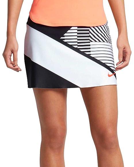 Nike W Nkct PWR Spin Skirt Pr Falda de Tenis, Mujer: Amazon.es ...