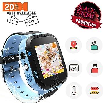 Smartwatch para niños, localización de GPRS + LBS, llamadas ...