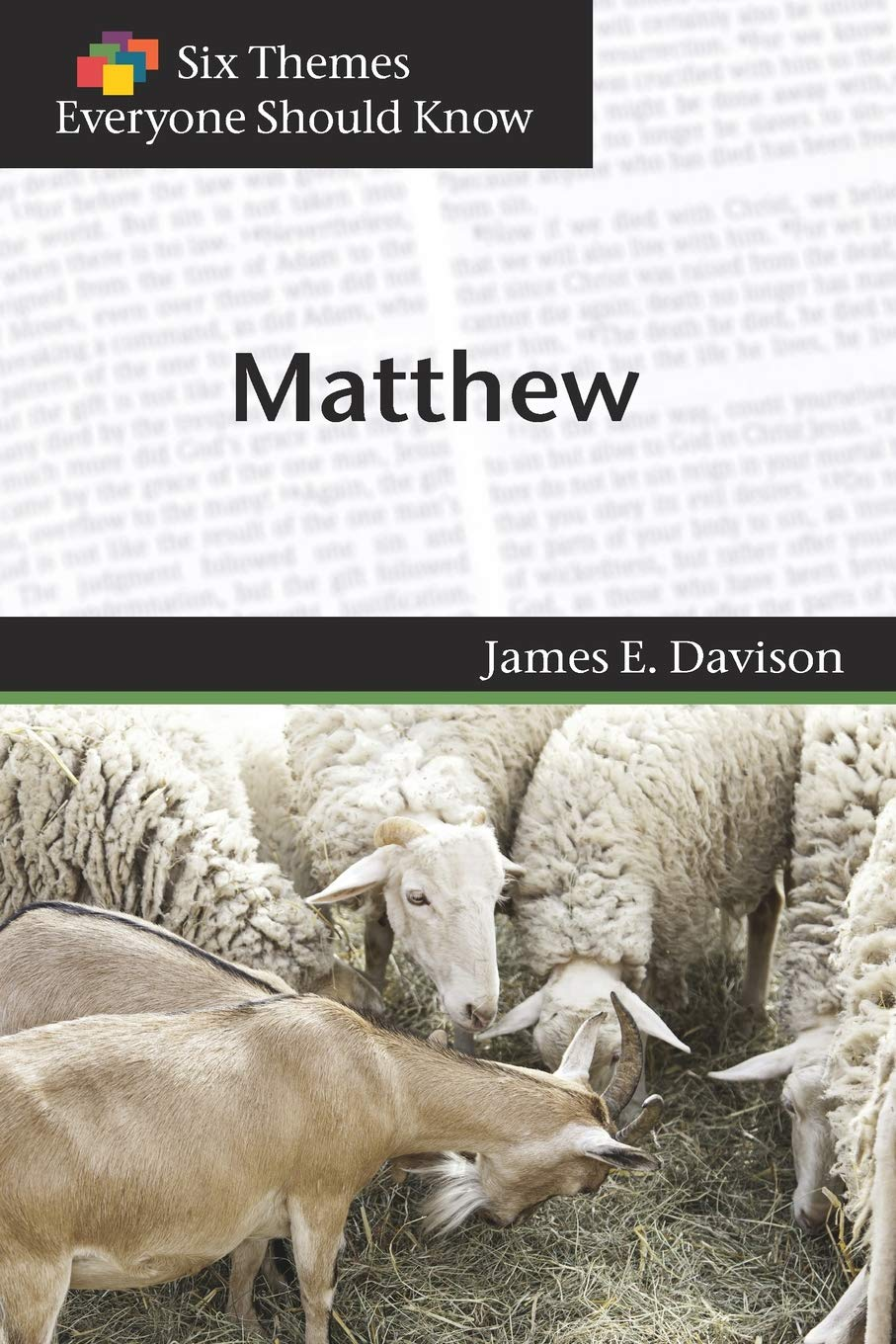 Six Themes in Matthew Everyone Should Know: James E  Davison