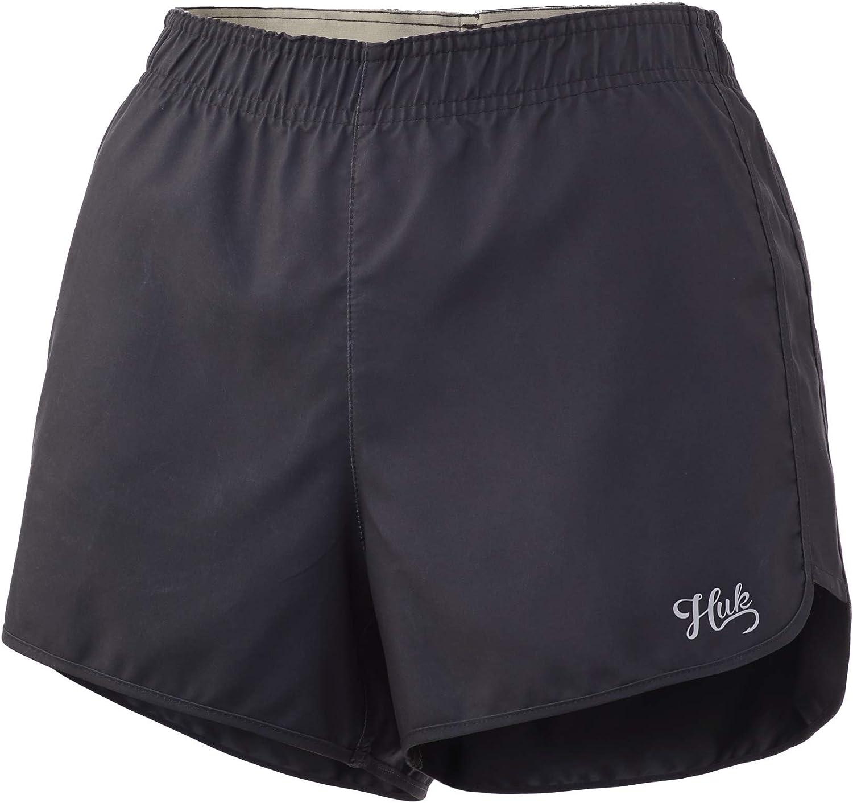 HUK Womens W Chillin Deck Short