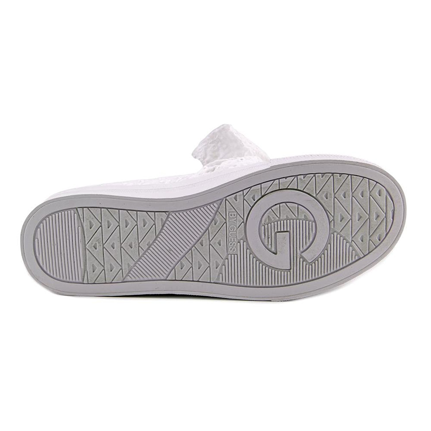 G by Guess Womens Chippy Fabric Low Top Slip On Fashion Sneakers