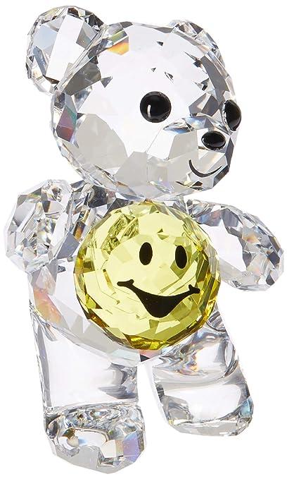 f5a38bf65a Amazon.com: Swarovski Kris Bear - A Smile for You Clear: Home & Kitchen