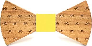 Territorial Pajarita de madera Bike. Colección de moda hombre ...