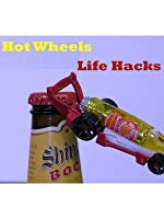 Life Hacks - Hot Wheels Bottle Opener