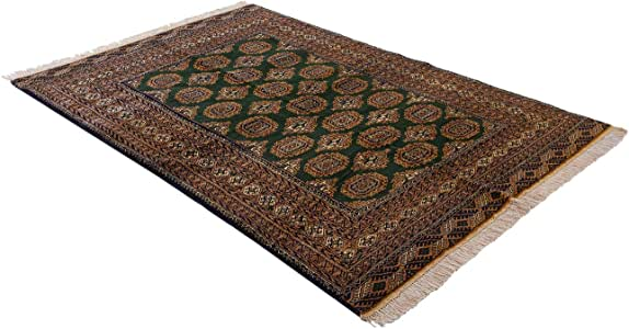 Hand-knotted Rug 73.5 x 49 cm - Multi Color