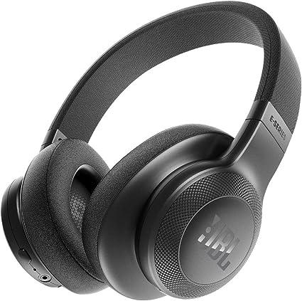 de8a91f74c9 Amazon.com: JBL E55BT Over-Ear Wireless Headphones Black: Electronics