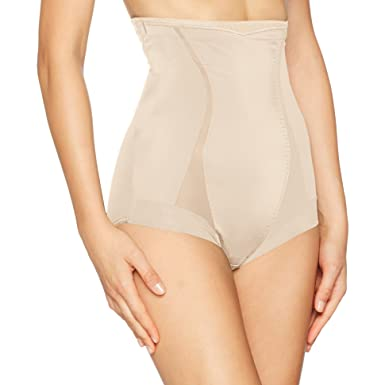 011847ab70 Maidenform Firm Foundations High Waist Brief  Amazon.co.uk  Clothing